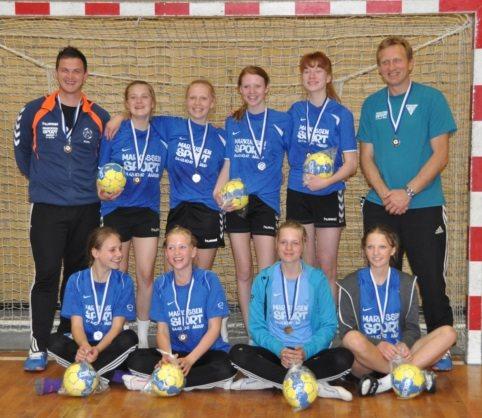 vissenbjerg damer håndbold 2003